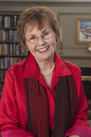 Photo of Patricia Reilly Giff