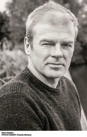 Photo of Mark Haddon