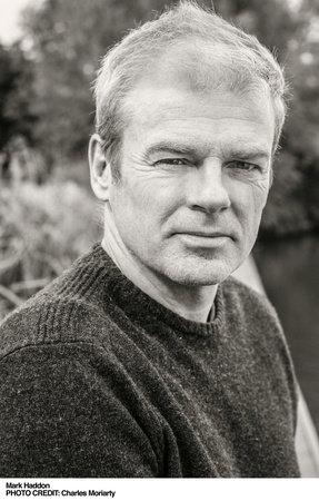Photo of Mark Haddon