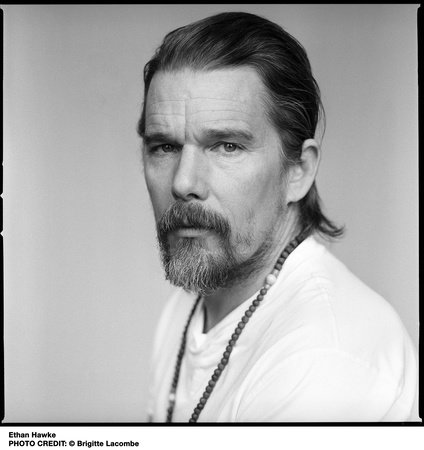 Photo of Ethan Hawke