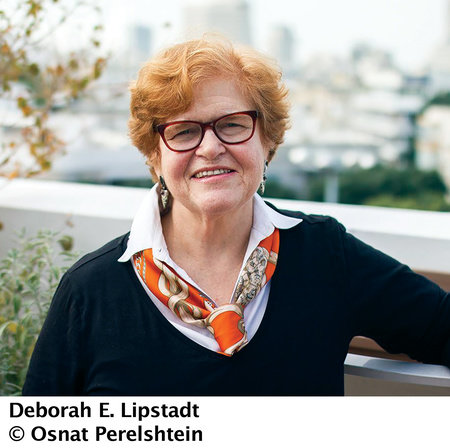 Photo of Deborah E. Lipstadt