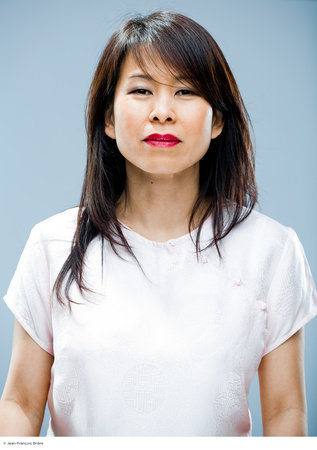 Photo of Kim Thuy