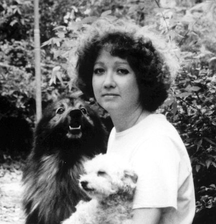 Photo of S.E. Hinton