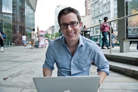 Photo of Daniel Sieberg