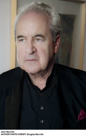 Photo of John Banville