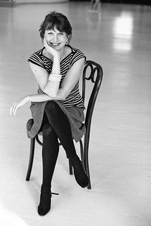 Photo of Julie Kavanagh