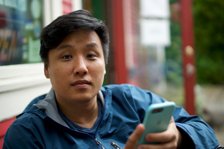 Photo of Jay Caspian Kang