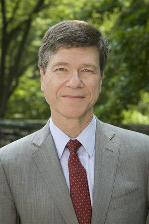 Photo of Jeffrey D. Sachs