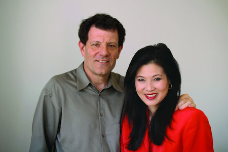 Photo of Nicholas D. Kristof