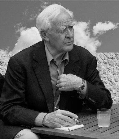 Photo of John Le Carre