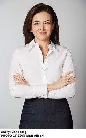 Photo of Sheryl Sandberg