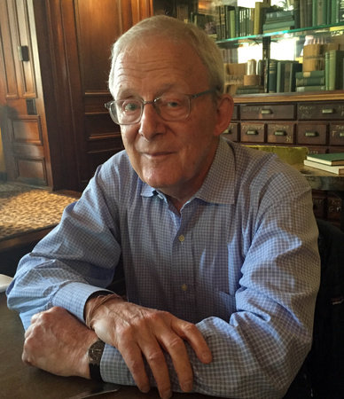 Photo of Joseph Lelyveld