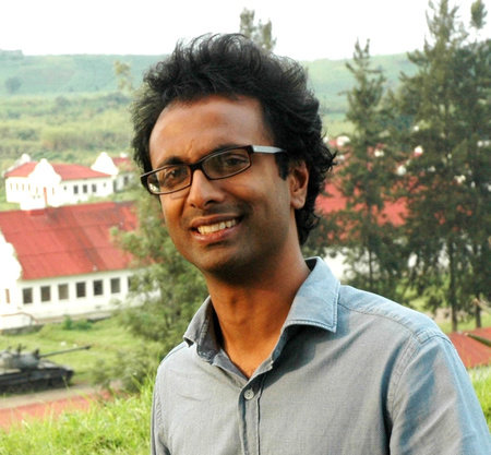 Photo of Anjan Sundaram