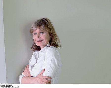 Photo of Annalena McAfee
