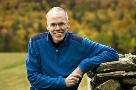 Photo of Bill McKibben