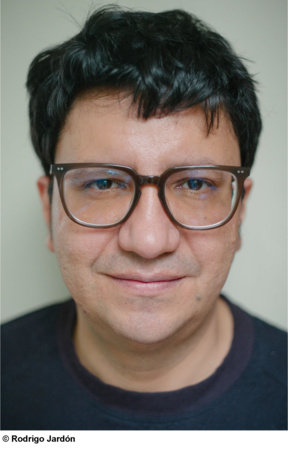Photo of Alejandro Zambra