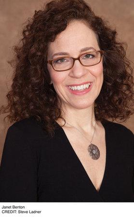 Photo of Janet Benton