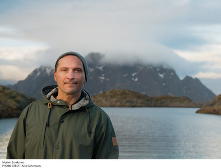 Photo of Morten Stroksnes
