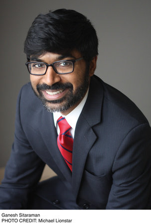 Photo of Ganesh Sitaraman