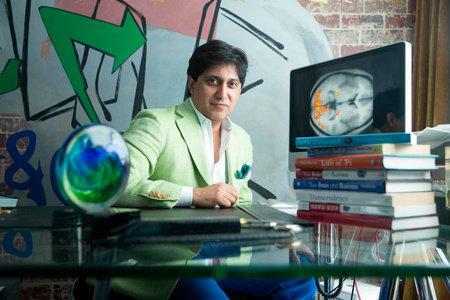 Photo of Srini Pillay, M.D.