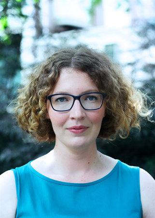 Photo of Beth Underdown