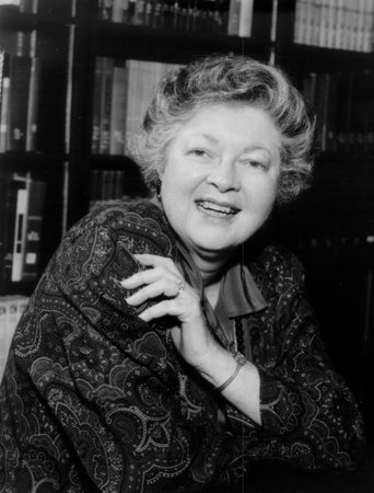 Photo of Joan Lowery Nixon