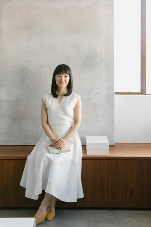 Photo of Marie Kondo