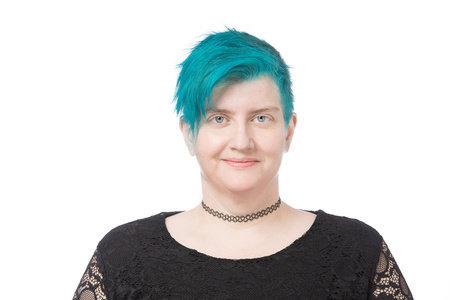 Photo of Cathy O'Neil