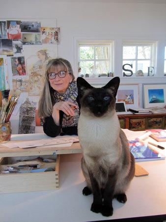 Photo of Judy Schachner