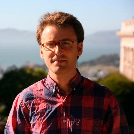 Photo of Ben Tarnoff