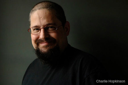 Photo of Charles Stross
