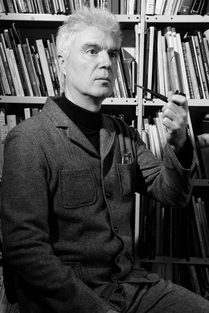 Photo of David Byrne