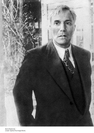 Photo of Boris Pasternak