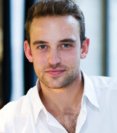 Photo of Joel Dicker