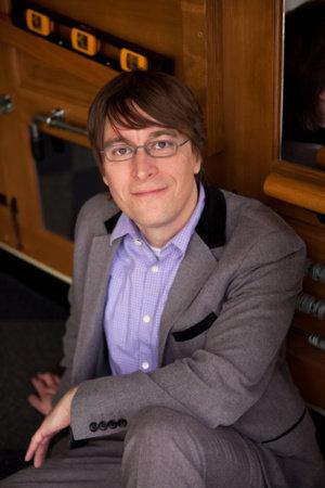 Photo of Justin Roberts