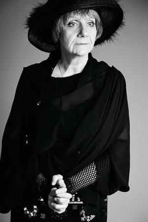Photo of Ludmilla Petrushevskaya