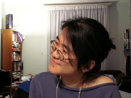 Photo of Michelle Sagara