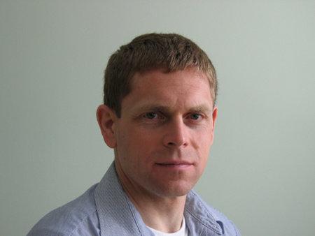 Photo of Andrew Podnieks