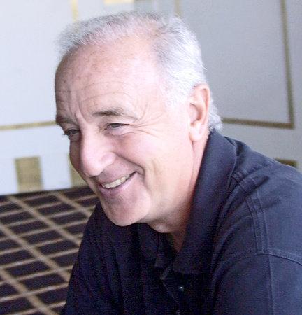 Photo of Steven Pressfield