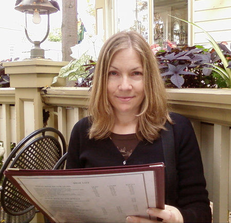 Photo of Marjorie Priceman