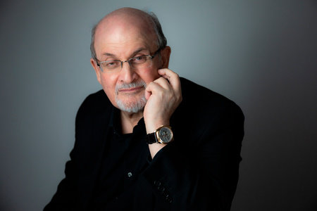 Photo of Salman Rushdie