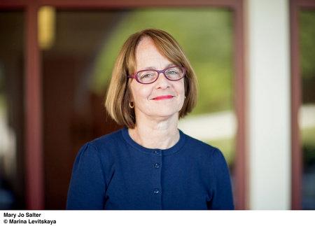 Photo of Mary Jo Salter