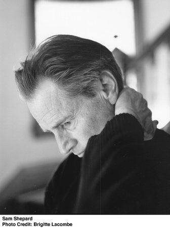 Photo of Sam Shepard