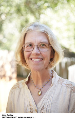 Photo of Jane Smiley