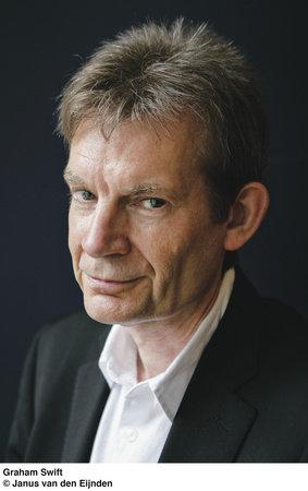 Photo of Graham Swift