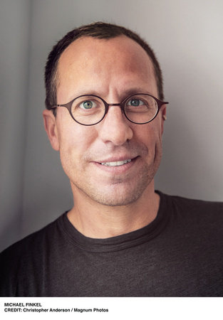 Photo of Michael Finkel