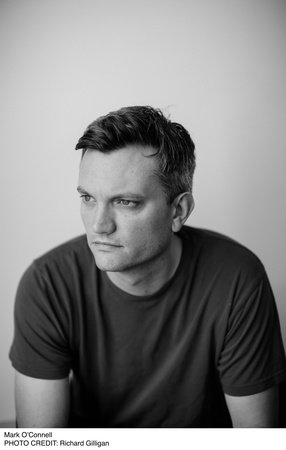 Photo of Mark O'Connell