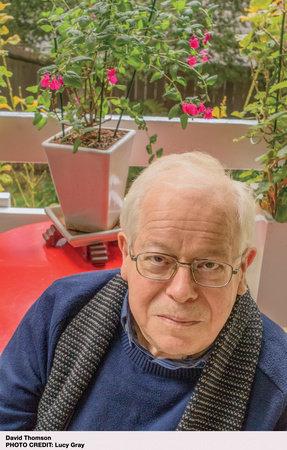 Photo of David Thomson