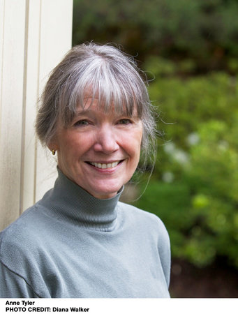 Photo of Anne Tyler