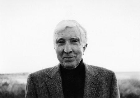 Photo of John Updike